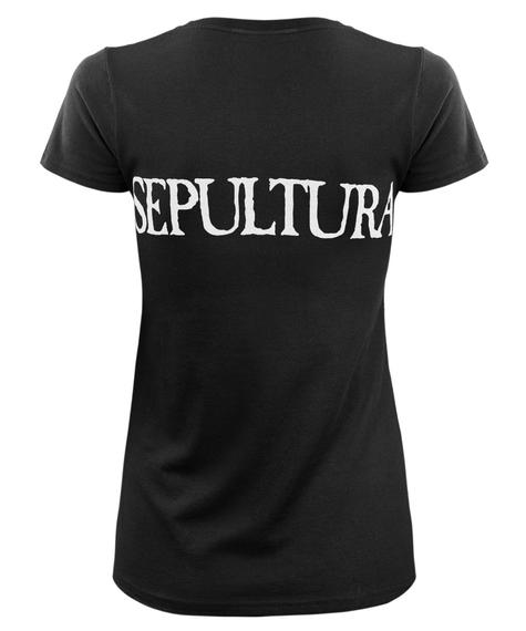 bluzka damska SEPULTURA - BENEATH THE REMAINS