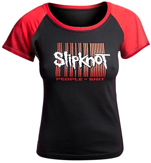 bluzka damska SLIPKNOT - PEOPLE SHIT