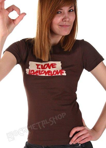 bluzka damska T.LOVE - LOVE, LOVE, LOVE