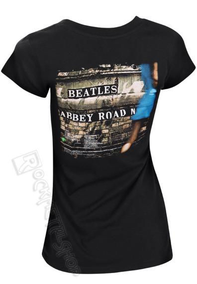 bluzka damska THE BEATLES - ABBEY ROAD