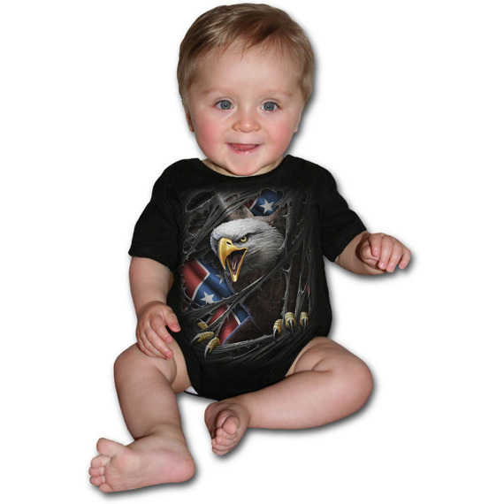 body dziecięce SPIRAL - REBEL EAGLE