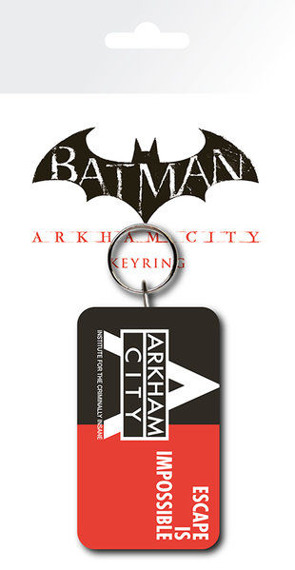 brelok BATMAN: ARKHAM CITY - ESCAPE
