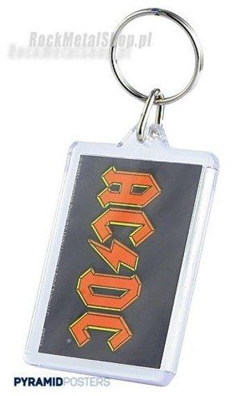 brelok do kluczy AC/DC - LOGO