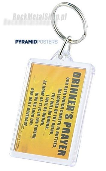 brelok do kluczy DRINKER'S PRAYER (PK5412)