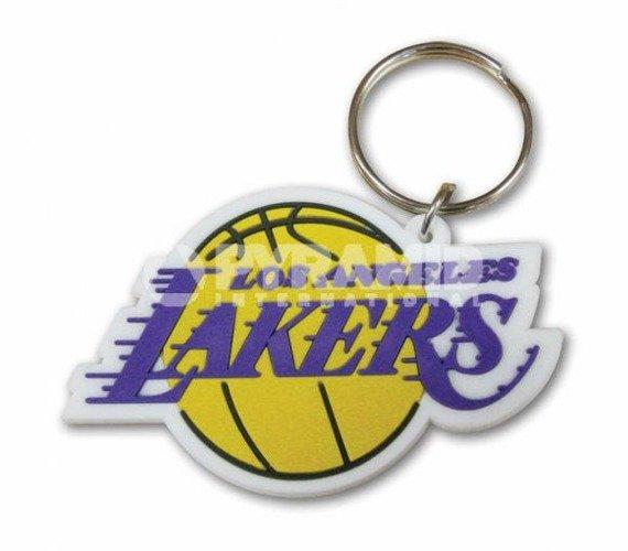 brelok gumowy NBA - LOS ANGELES LAKERS LOGO