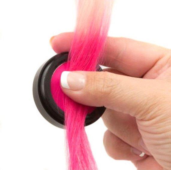 cień/kreda koloryzujaca do włosów PINK/ RÓŻOWY