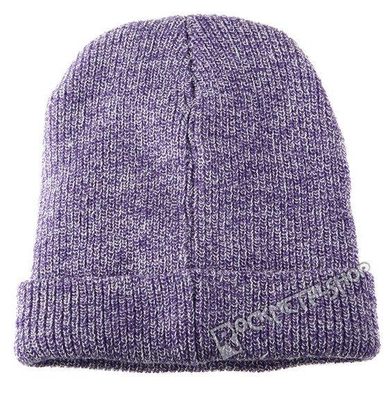 czapka ASKING ALEXANDRIA  - LOGO PURPLE