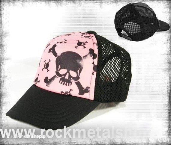 czapka BLACK SKULL  (Z)