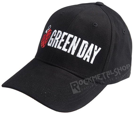 """czapka GREEN DAY """"Logo""""  Bioworld"""