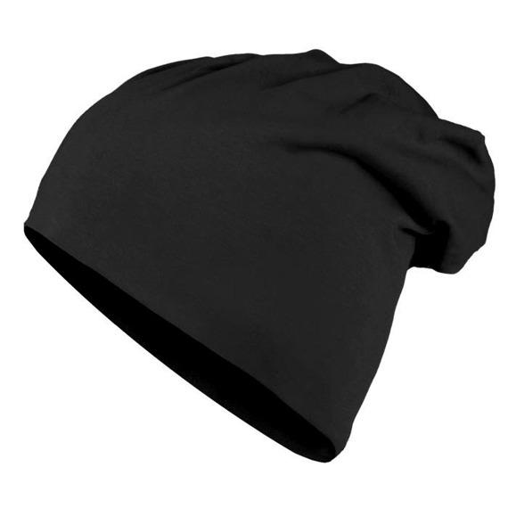 czapka MASTERDIS - JERSEY BEANIE black