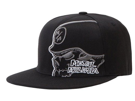 czapka METAL MULISHA - CHASER black