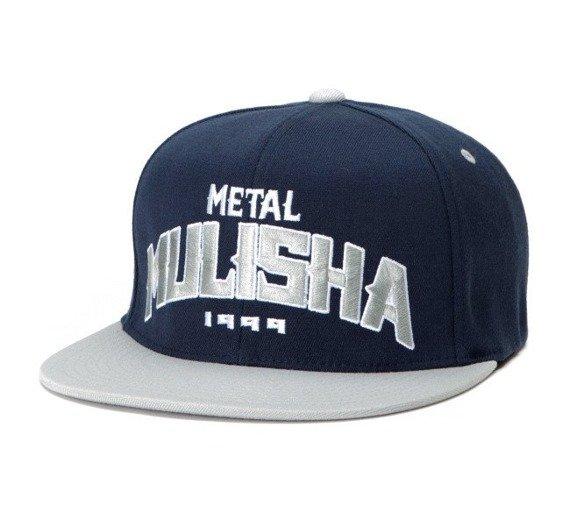 czapka METAL MULISHA - SETUP navy