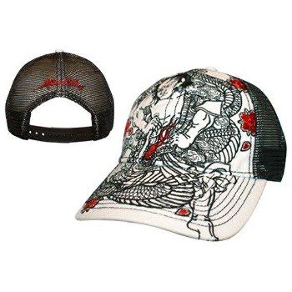 czapka MIAMI INK - Adj Trucker Sumo Dragon Fight