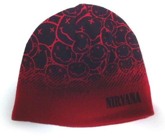 czapka NIRVANA - MANY SMILES