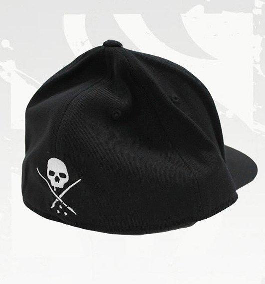 czapka SULLEN - HORROR CITY black/white