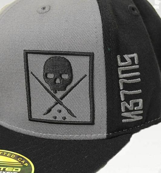 czapka SULLEN - WHIP black/grey