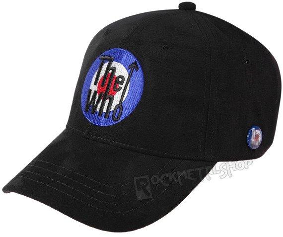 czapka THE WHO - TARGET & LEAP