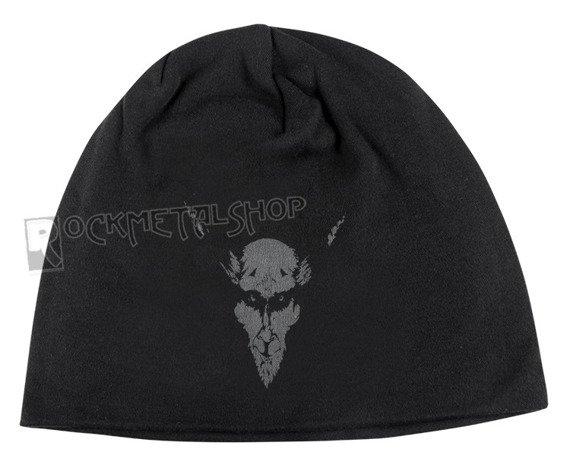 czapka VENOM - BLACK METAL, zimowa