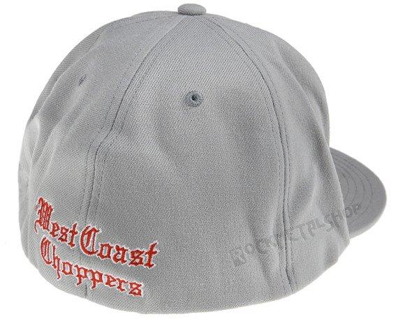 czapka WEST COAST CHOPPERS - AUSTIN BANNER