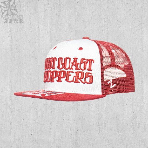 czapka WEST COAST CHOPPERS - CLUTCH LOGO