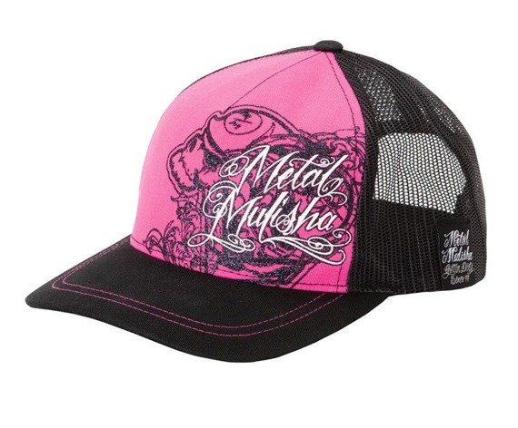 czapka damska METAL MULISHA - ROCK SHOW