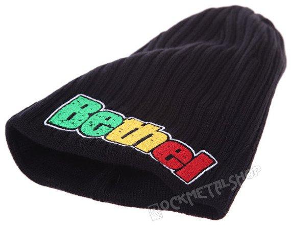 czapka zimowa BETHEL - LOGO
