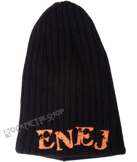 czapka zimowa ENEJ - LOGO