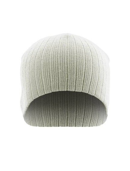 czapka zimowa MASTERDIS - BEANIE REGULAR WHITE