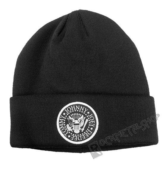 czapka zimowa RAMONES - SEAL