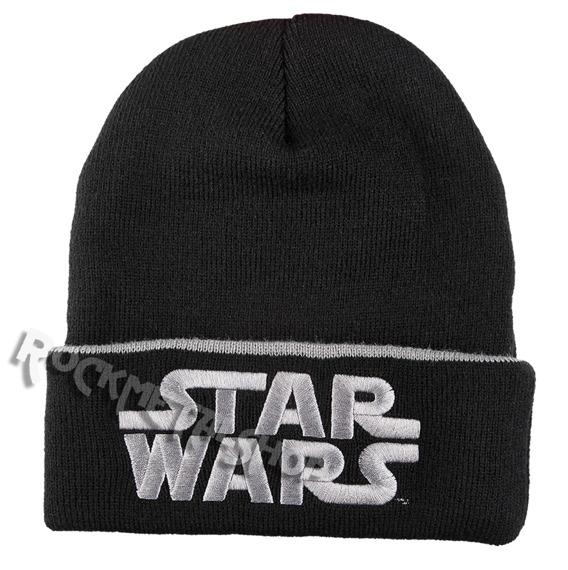 czapka zimowa STAR WARS - LOGO