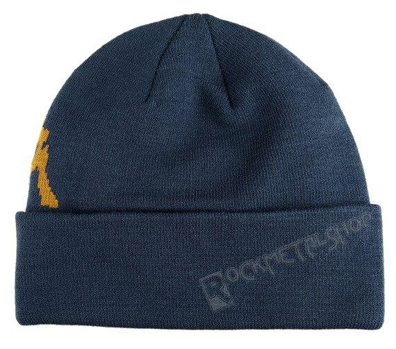 czapka zimowa VANS - RANGE BLACK IRIS