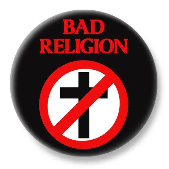 duży kapsel BAD RELIGION