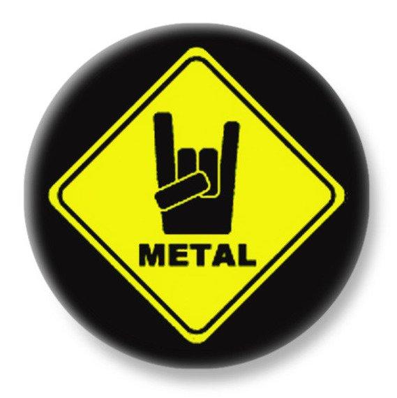 duży kapsel METAL ZONE