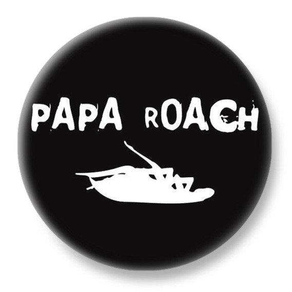 duży kapsel PAPA ROACH