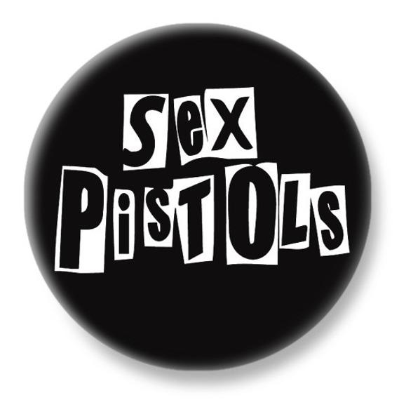 duży kapsel SEX PISTOLS