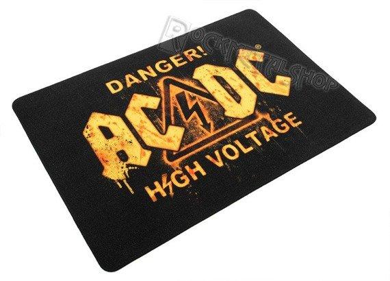 dywanik AC/DC - DANGER (50x80 cm)