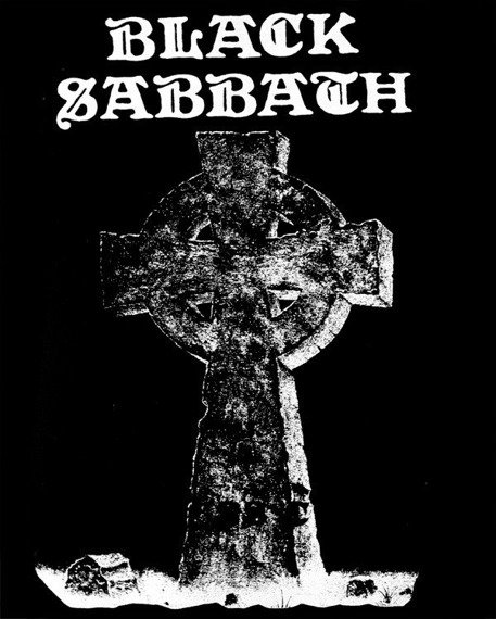 ekran BLACK SABBATH - HEADLESS CROSS