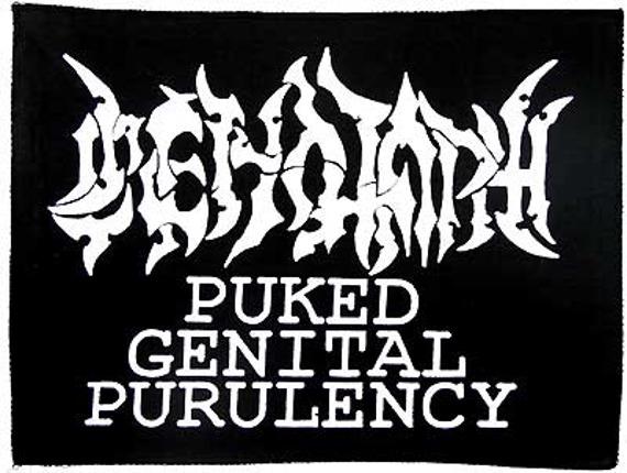 ekran CENOTAPH - Puked Genital Purulency