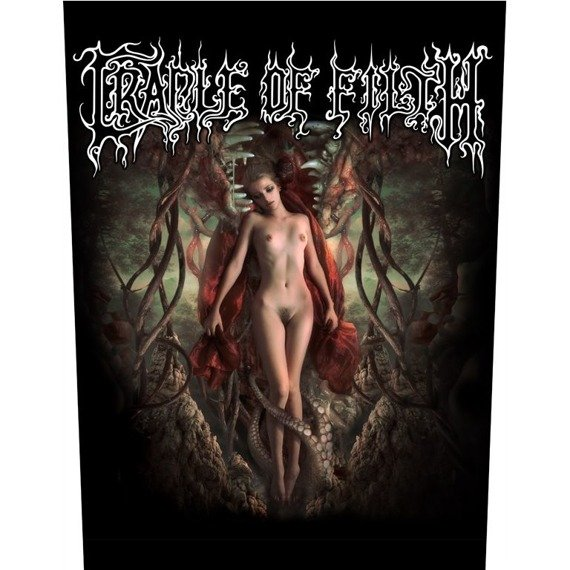 ekran CRADLE OF FILTH - DEFLOWERING THE MAIDENHEAD