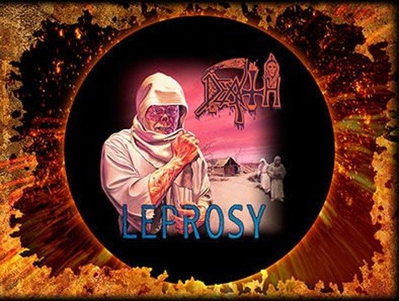 ekran DEATH - LEPROSY