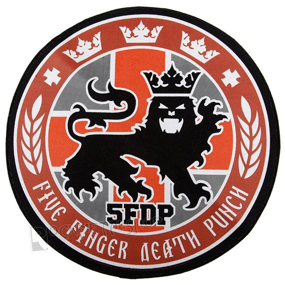 ekran FIVE FINGER DEATH PUNCH - LEGIONARY SEAL