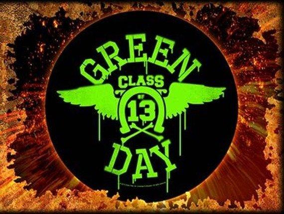 ekran GREEN DAY - NEON WINGS