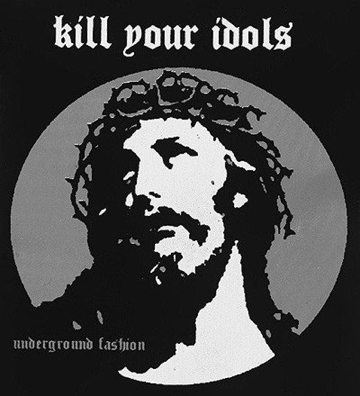 ekran KILL YOUR IDOLS