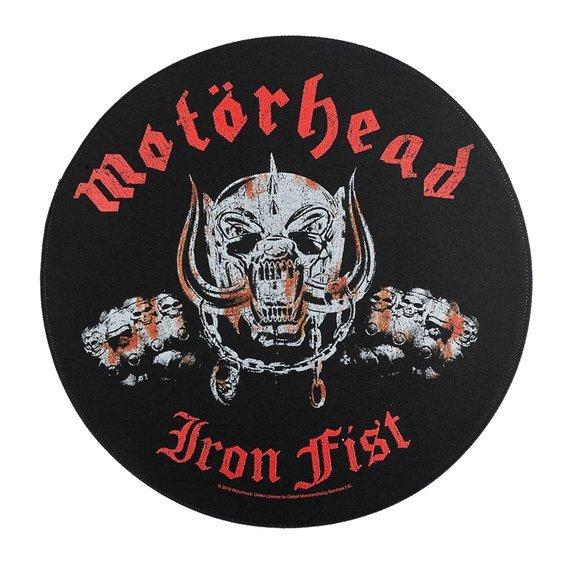 ekran MOTORHEAD - IRON FIST