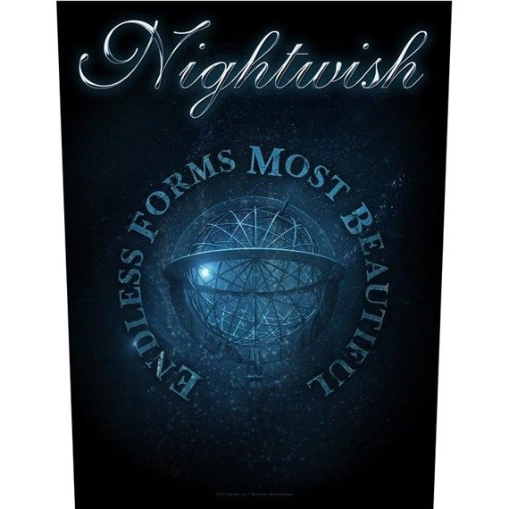 ekran NIGHTWISH - ENDLESS FORMS SPHERE