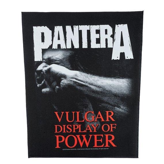 ekran PANTERA - VULGAR DISPLAY OF POWER