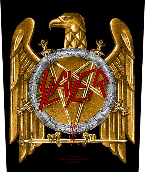 ekran SLAYER - GOLDEN EAGLE