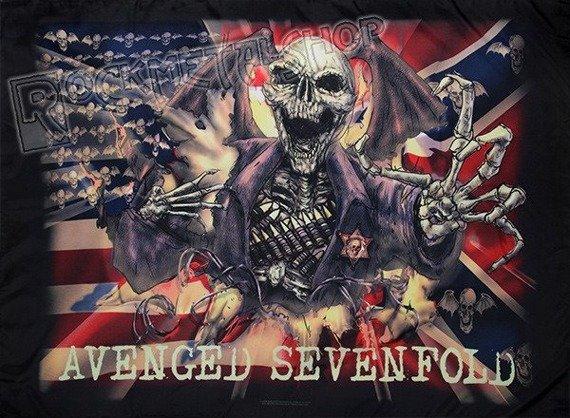flaga AVENGED SEVENFOLD - CONFEDERATE