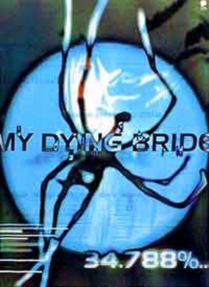 flaga MY DYING BRIDE - 34,788%