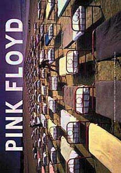 """flaga PINK FLOYD """"A Momentary Lapse of Reason"""""""